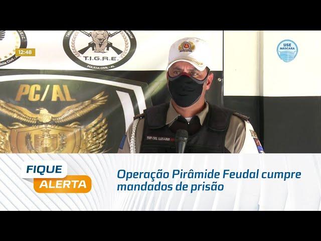 Venda irregular de frango: Operação Pirâmide Feudal cumpre mandados de prisão