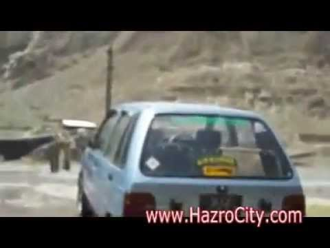 Darosh village to Chitral City, Pakistan. Travel Video