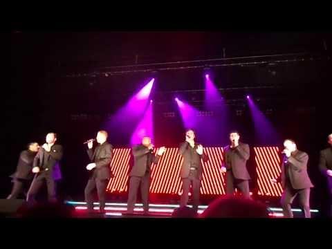 Straight No Chaser - Blurred Lines Medley 10/26/13 - Denver