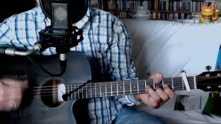 Sixty Six ~ Chris de Burgh (Mit 66 Jahren - Udo Jürgens) ~ Cover ~ HB Delta Blues DCE ~ Tribute