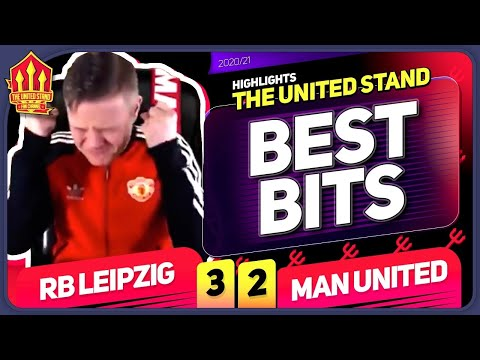GOLDBRIDGE Best Bits   RB Leipzig 3-2 Man United   United crash out the champions league