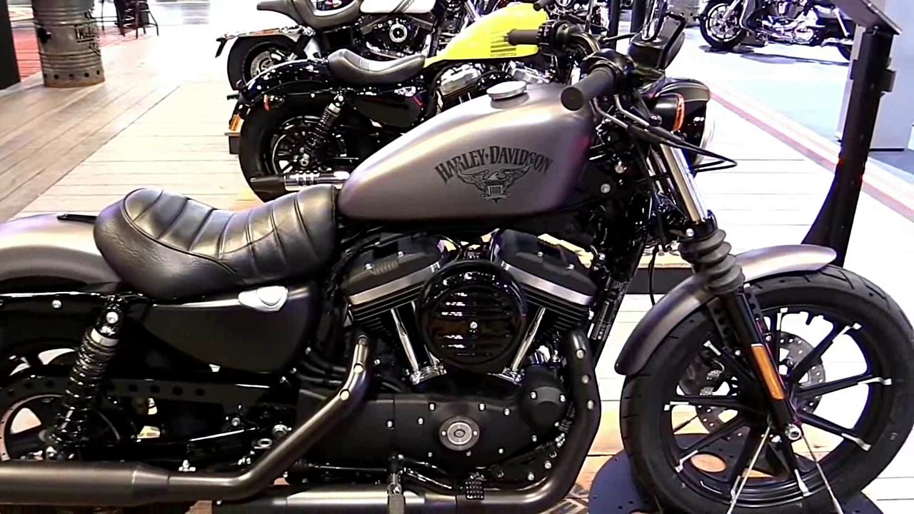 2017 harley davidson iron 883 features special edition walkaround review look in hd youtube. Black Bedroom Furniture Sets. Home Design Ideas