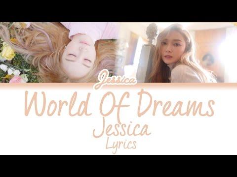 Jessica - World Of Dreams (Lyrics /Ham/Rom/Eng)