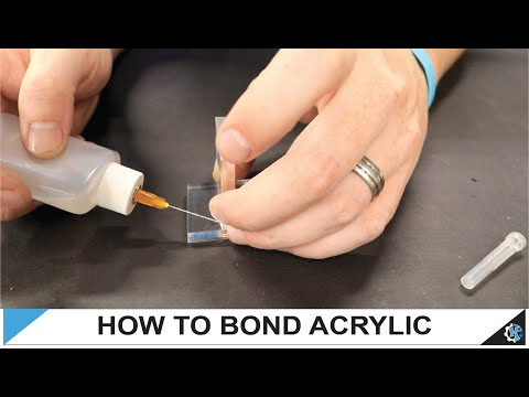 How to Bond Acrylic