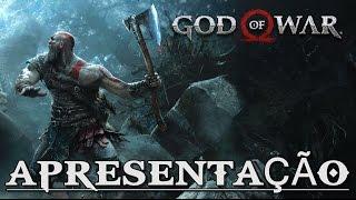 God of War 2016 Apresentação