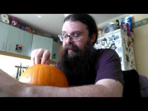 The Easy Way to Hollow Out a Pumpkin.