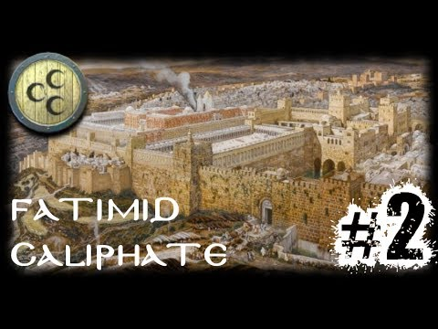 [M2TW] SS Mod ~ Fatimid Caliphate Part 2, Fall of Jerusalem