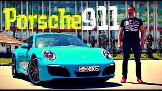 Porsche 911 Carrera S 2016 | Порше 911 | тест драйв Игорь Бурцев