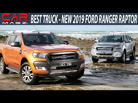 2019 Ford Ranger Raptor Price and Specs