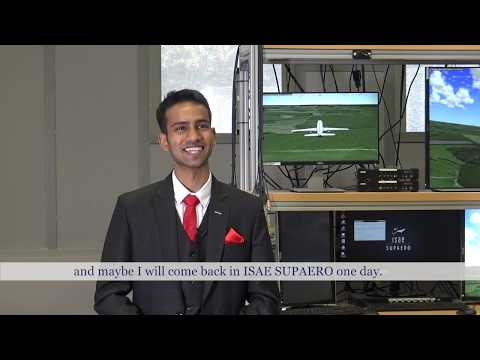 Testimonies of our Master of Science graduate students - Akshay Gupta from India