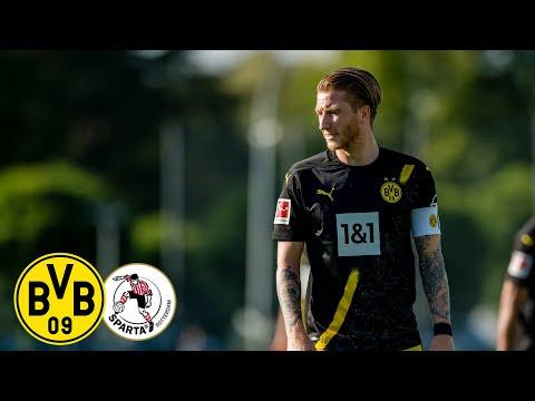Borussia Dortmund Sparta Rotterdam Goals And Highlights