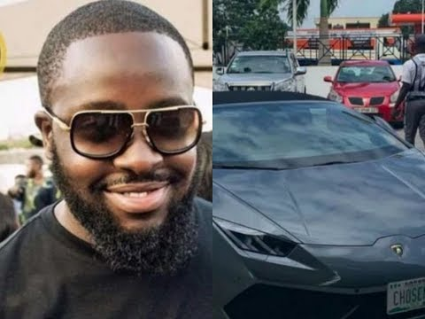 Ghanaian wanted for s.tealing a lamborghini from switzerland