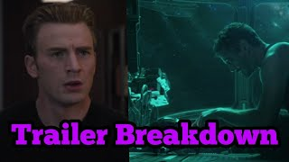 Avengers 4 Endgame Trailer Breakdown explained in Tamil