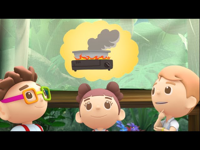 第五集「太陽能烤箱」—【咚咚仔3D動畫系列】第二季