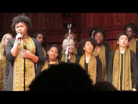 """I Am"" - Kuumba Singers Of Harvard College"