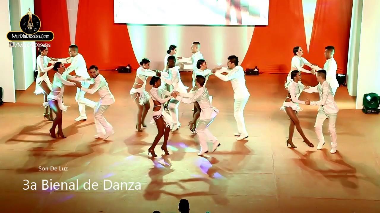Son de Luz en la 3a Bienal de Danza