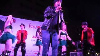 "JASSI SIDHU live ""Ni tere hoye savere DARSHAN"" by Jinder Virk"