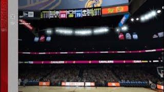 NBA 2K18: Boston Celtics vs Cleveland Cavaliers Game 3 part 2