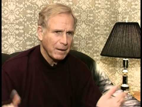 Wayne Rogers, Actor, Unedited . 1999. Fredericton, NB, Canada