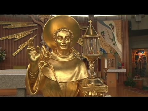 Mass Appeal In-depth look at The Relic of St. Anthony of Padua