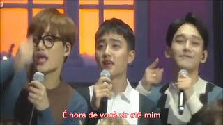 [Comeback Stage] 151218 EXO (엑소) - Unfair (불공평해) (Legendado em PT-BR)