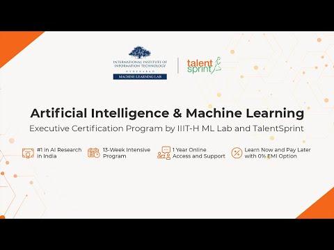 Prerequisites for AI/ML Program