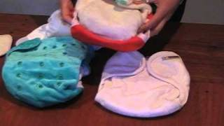 Modern Cloth Nappies Explained