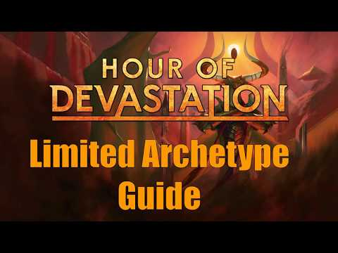 Hour of Devastation Archetype Guide