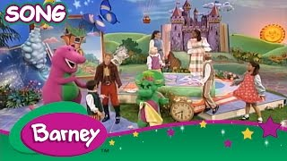 Barney - The Colors of the Rainbow (SONG)