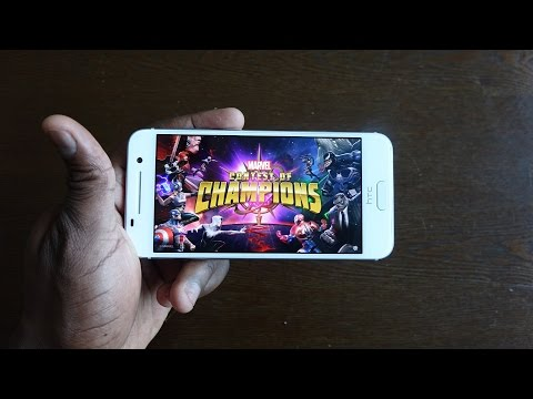 HTC One A9 Mobile Gaming