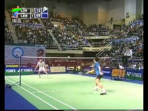 2007 Hong Kong Open MS Final Lin Dan VS Lee Chong Wei