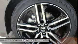 2016 Honda Accord Cedar Falls IA H9503