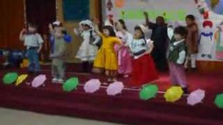Nadia - Indian rain song