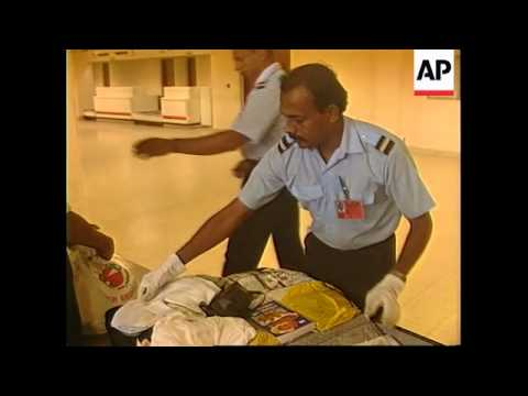 Sri Lanka - Airport Security Tightened