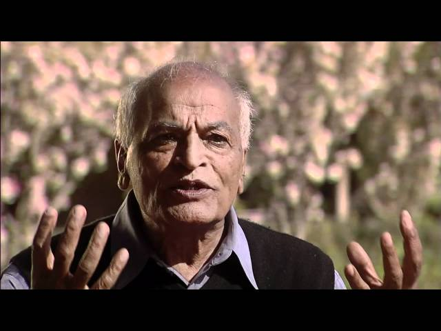 Satish Kumar on