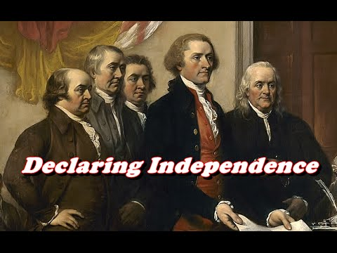 History Brief: Declaring Independence