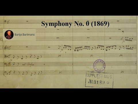 """Anton Bruckner - Symphony No. 0, in D minor (""""Die Nullte""""), WAB 100"""