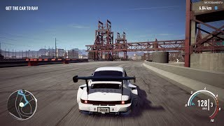 Need for Speed Payback - Gallo Rivera's Porsche 911 Abandoned Car - Location and Gameplay (3rd Time)