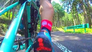 【オフショット】サイクリストの聖地ヒルクライム☆宇都宮森林公園でヒルクライムトレーニング☆めざせKOM🚲
