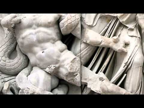 05   Ancient Greece   28   Hellenistic  The Pergamon altar