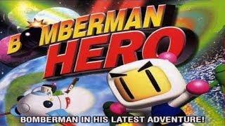 (N64) BomberMan Hero - All Boss Rush