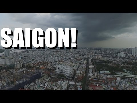 My Busy Day in Saigon, Vietnam Vlog: Daily Grind: Food + People. #70