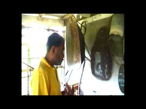 2014 - Chevalier Training Centre, Fiji - Metal Work