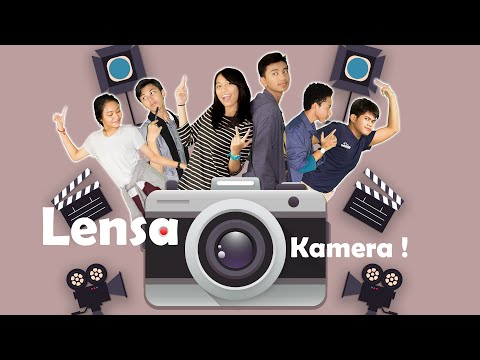 "Short Movie ""Lensa Kamera !"" Someday Motion Picture"
