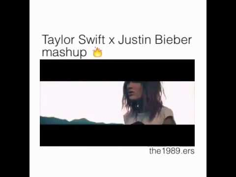 GREAT MASH UP HERE !!!!!! Taylor swift and...