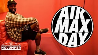 The No Jumper Air Max Day Vlog
