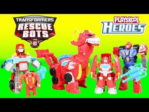 Transformers Rescue Bots Playskool Heroes...