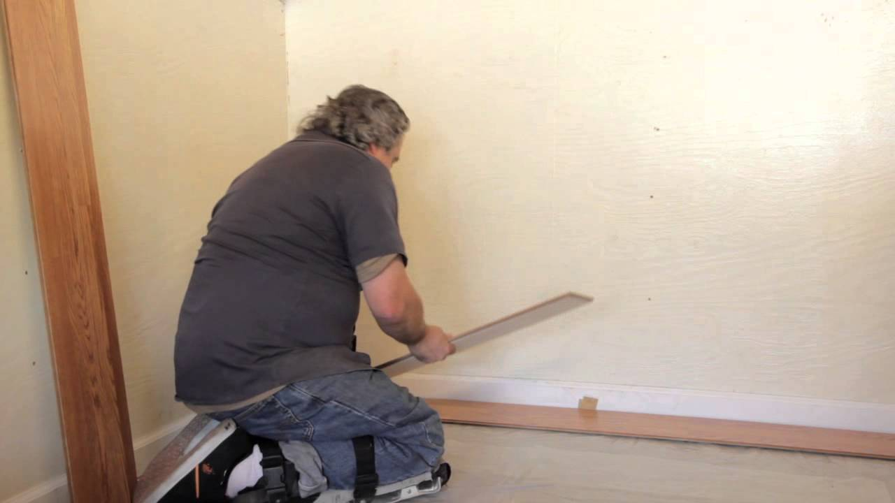 How To Stagger Floating Floors Laminate Flooring Installation Repair