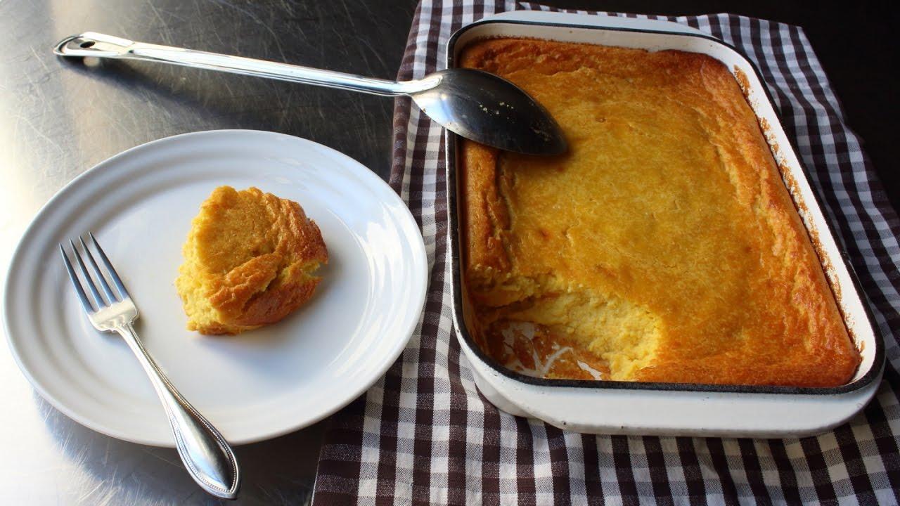 Creamy Corn Pudding Recipe - How to Make Classic Corn Pudding