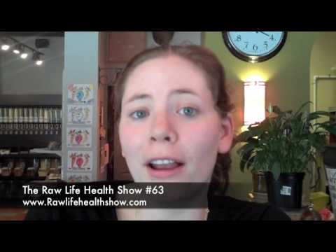 Raw Food Cafe in Seattle THRIVE